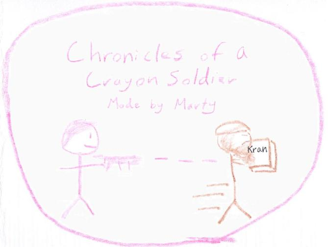 Chronicles of a Crayon Soldier