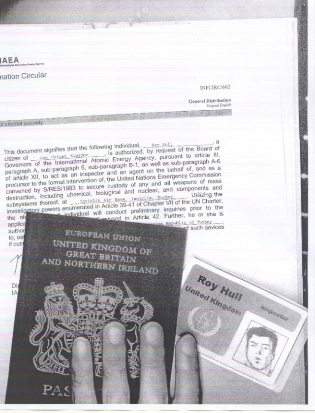 british forgery