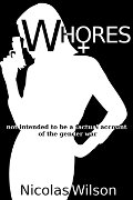 Whores ebook cover